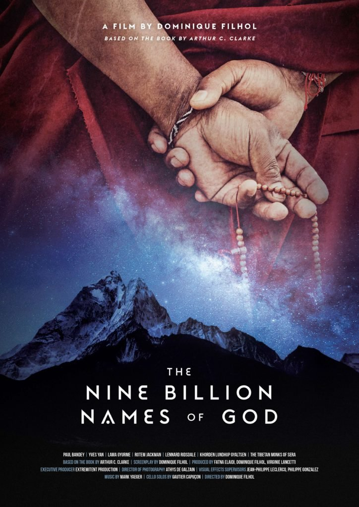 The Nine Billion Names Of God