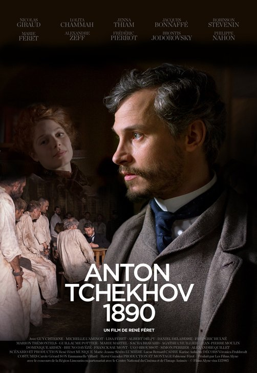 Tchekov 1890